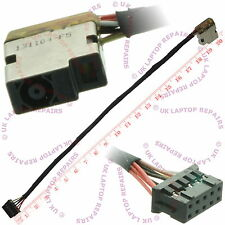 HP Envy 17-j089sg 10 Pin Connector DC Jack Port Socket Cable Wire