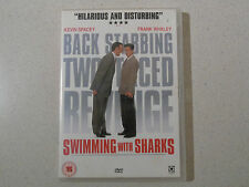 Swimming With Sharks (DVD, 2008)