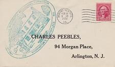 1932 GEORGE WASHINGTON BICENTENNIAL BIRTHPLACE OF WASHINGTON CACHET MOUNT VERNON
