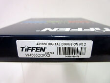"New Tiffen 4x5.65"" Digital Diffusion/FX 2 Filter Panavision Size W4565DDFX2"