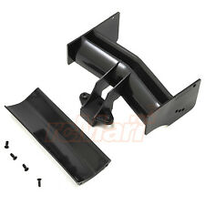 Xray X1 2016 Composite Adjustable Rear Wing Set Black EP RC Cars F1 #XR-373512-K