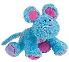 Mary Meyer Baby Cheery Cheeks Lil Mopsy Mouse Plush Blue Stuffed  Animal  NWT