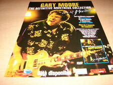 GARY MOORE - LIVE MONTREUX!!!!!!!!!!!!!!!!FRENCH ADVERT