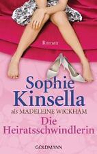 Die Heiratsschwindlerin von Sophie Kinsella (2011, Taschenbuch) #3773