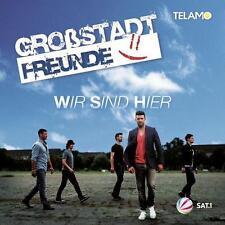 Großstadt Freunde - Wir Sind Hier - CD - Neu / OVP