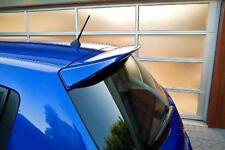 fits 07-12 Nissan Versa Hatchback Factory Style Spoiler Wing