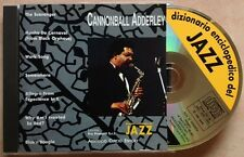 CANNONBALL ADDERLEY / DIZIONARIO ENCICLOPEDICO DEL JAZZ vol. 9 - CD (Italy 1991)