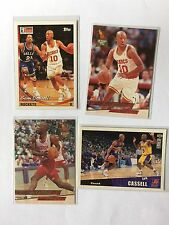 Sam CASSELL, NBA, Rockets, Trading Cards/ Collectibe/..Free Shipping USA