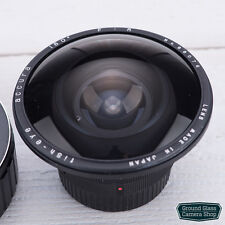 Accura 12mm f/8 Fisheye Lens T-mount - for NIKON