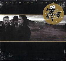 U2 - THE JOSHUA TREE U 2 + B-Sides & Unreleased Tracks Box 2 CD Set (2007) NEW