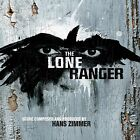 THE LONE RANGER CD SOUNDTRACK - SCORE COMPOSED BY HANS ZIMMER - NEW UNOPENED