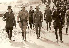 "German Kaiser Wilhelm II Gallipoli Turkey 1917 World War 1 7x5"" Reprint Photo"