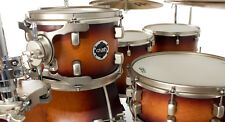 Crush Drums Limited Reserve Mahogany 5 Piece Drum Kit/Natural Burst/NEW!