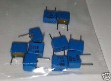 10PCS NOS Ero kp1830 (MKP1837) 100V 0.0027UF 2.7NF HI END CAPS FOR AUDIO !
