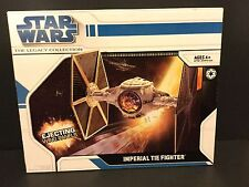 Star Wars Imperial Tie Fighter LEGACY Collection PX Exclusive MIB Sealed MISB