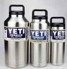 new 64oz Yeti Rambler Bottle Outdoor Coolers Stainless Steel Insulation Cup Mug