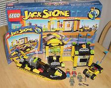 JACK STONE LEGO 4600 4601 4604 4605 4606 4607 4608 4609 4610 4611 FIRE POLICE AQ