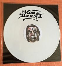 "NOTVD MEGARARE WHITE VINYL 12"" KING DIAMOND EP NIGHT 018 500 CPS MERCYFUL FATE"