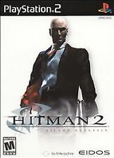 Hitman 2 Silent Assassin PlayStation 2 PS2 Disc Only No Case No Manual FREE SHIP