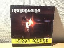CLASSIC RECORD SINGLE VINYL COLLECT INVEST  INTRODUCING LYNDA MYERS 1970s CULT