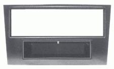 Mascherina con foro ISO colore antracite OPEL Astra H 04 10 - Antara 06  Corsa