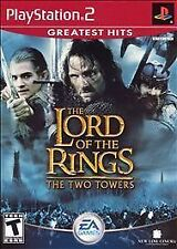 The Lord of the Rings: The Two Towers  (PlayStation ...