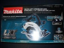Makita XSH01Z 7-1/4'' Circular Saw Cordless 18V/36V LXT Li-Ion New Lithium‑Ion