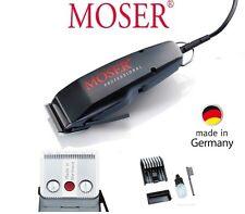 Moser Haarschneidemaschine 1400 schwarz, Haarschneider Haarschneidegerät 42743