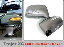 LED Light Side Mirror Cover ( 3 way) for Hyundai Trajet XG  (2002-2007)///