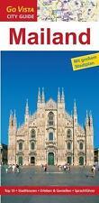 Mailand Reiseführer Stadtführer mit Stadtplan Landkarte Reisekarte