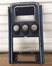 1971-1973 Ford Mustang Mach 1 Center Dash Bezel  D1ZB-6504399-CWA Deluxe 72