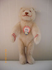 1992 STEIFF Dicky Teddy Bear - 1930 Replica - with certificate and Steiff Box