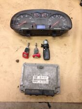 Volkswagen Golf Gti 2.0 Ltr Ecu Clocks Ignition Barrel And Key Engine Code APK