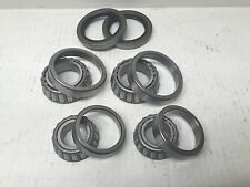 Mazda B2200 B2600 2WD 1986-1993 Front Wheel Bearing Set