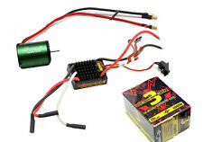Castle 1/10 SV3 Sidewinder 3 WaterProof  Brushless Speed control w/ 4600kV Motor