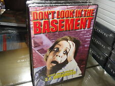 Don't Look in the Basement (DVD) S.F. Brownrigg, BRAND NEW!
