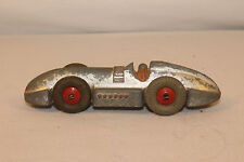 1950's Dinky #23E, Speed of the Wind Racing Car, Tin Metal Base,  Original #2