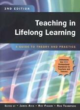 Teaching in Lifelong Learning von Roy Fisher, Ron Thompson und James Avis...