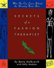 Secrets Of A Fashion Thera Hb  BOOK NEW
