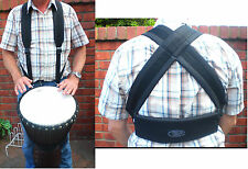 Sold Out DRUM HARNESS for Djembe / Samba, Heavy Duty, High Quality Strap, by TS