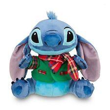 Disney Stuffed Animal Dog Doll Christmas Lilo STITCH HOLIDAY PLUSH TOY Cute