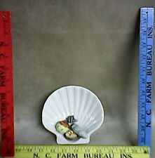 FITZ AND FLOYD Seashell SHELL Soap DISH very nice
