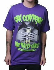 The Wild Ones Can Control Graffiti LA Famous Travis Barker Boobs Mens T-Shirt