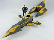 Anakin Skywalker's Delta Jedi Starfighter STAR WARS The Clone Wars Hasbro ship