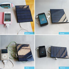 MP3 MP4 Tablet iPhone Samsung Universal Solar Panel USB Travel Battery Charger a