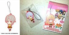 Shokugeki no Soma Food Wars Rubber Strap Girls Assorted Alice Nakiri Licensed