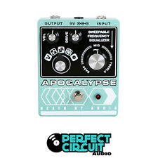 Death By Audio Apocalypse Multi-Fuzz Pedal EFFECTS - DEMO - PERFECT CIRCUIT