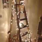 100/200 LED Warmweiss LichterketteAußen Innen Weihnachten Party Lichter Dekor