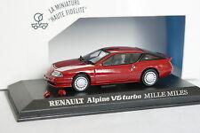 Norev 1/43 - Alpine Renault V6 Turbo Mille Miles