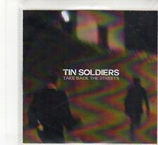(FB810) Tin Soldiers, Take Back The Streets - DJ CD